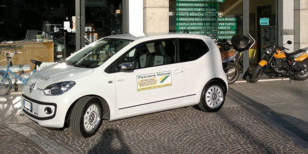slider Volkswagen up