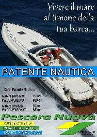 Promozione Patente Nautica 2014